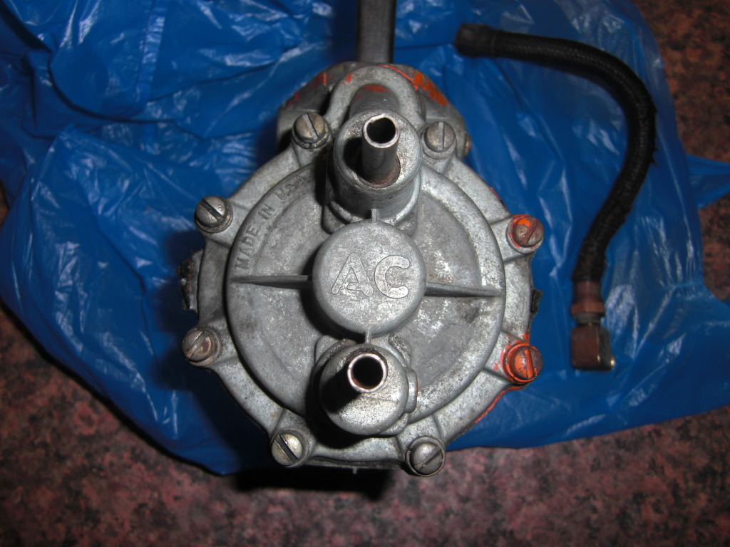 Possible To Restore Original Fuel Pump Vintage