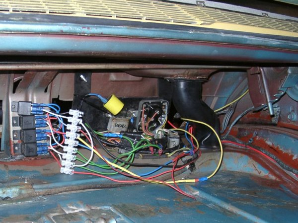 emergency switch signal on an 65 T-Bird needed - Vintage ...