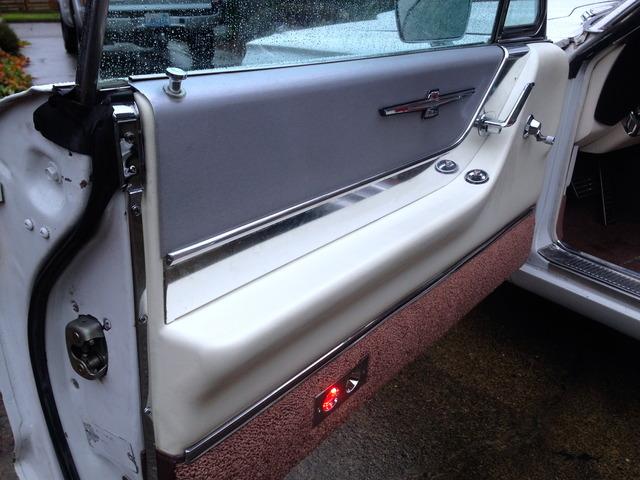 66 Interior Door Panels Vintage Thunderbird Club International