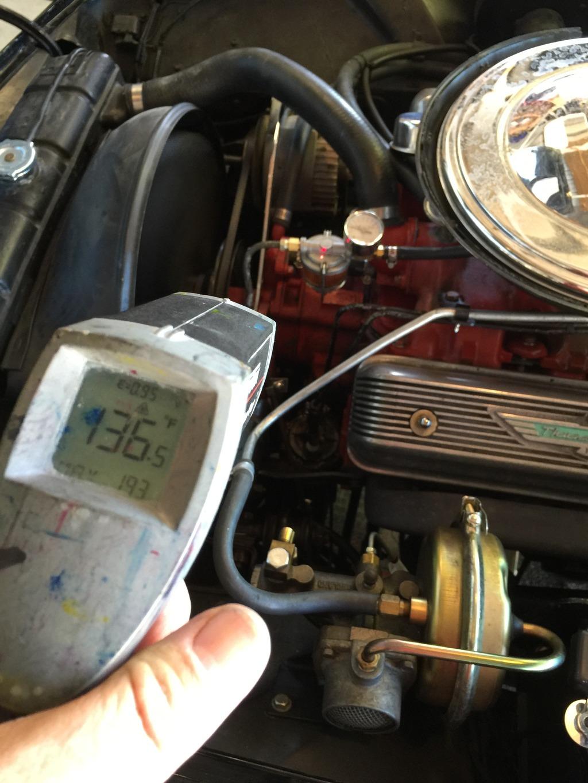 Anyone running electrical fuel pump - Vintage Thunderbird Club InternationalVintage Thunderbird Club International